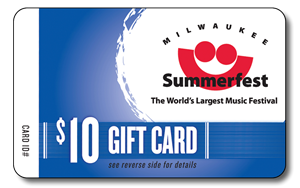 Picture of $10 Gift Card