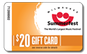 Picture of $20 Gift Card