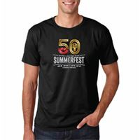 Picture of Summerfest 50th Black Tee
