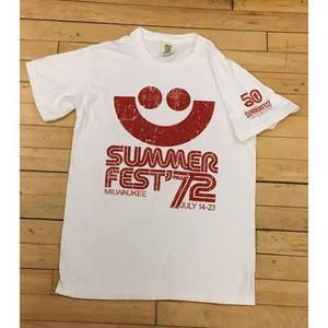 Picture of Vintage Summerfest 1972 Tee