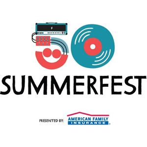 Picture of 2017 Summerfest July 2 General Admission Ticket