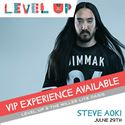 Picture of June 29, 2017 Level Up Deck VIP Ticket