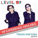 Picture of July 6, 2017 Level Up Deck VIP Ticket
