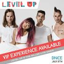Picture of July 8, 2017 Level Up Deck VIP Ticket