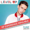 Picture of June 28, 2017 Level Up Deck VIP Ticket