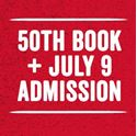 Picture of Summerfest 50 Commemorative Book and July 9 Ticket Package