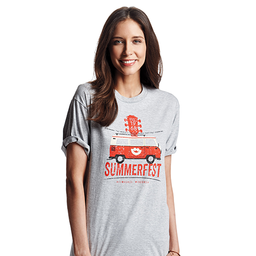 Picture of Summerfest VW Bus Tee