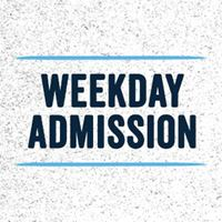 Picture of 2018 Weekday Admission Ticket (Noon - 4:00 pm)