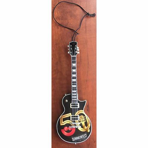 Picture of Summerfest 50th Guitar Ornament