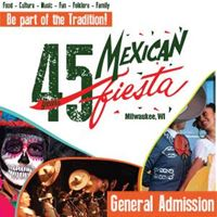 Picture of 2018 Mexican Fiesta General Admission Ticket