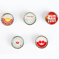 Picture of Bottlecap Magnet Set