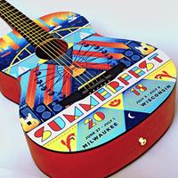Picture of Summerfest Acoustic Guitar