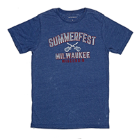 Picture of Cove Blue Summerfest Tee