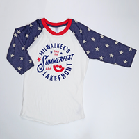 Picture of Stars Lakefront Baseball Tee