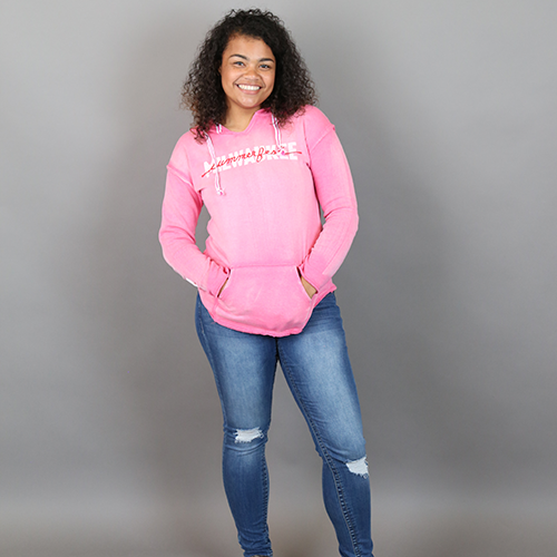 Picture of Hyper Pink Hoodie