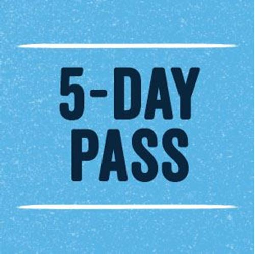 Picture of 2018 Summerfest 5-Day Pass