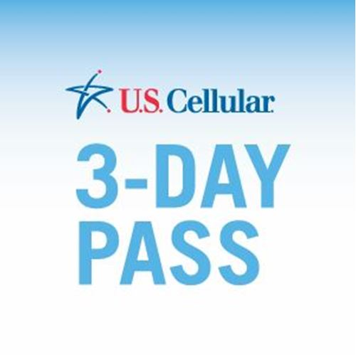 Picture of 2019 U.S. Cellular® 3-Day Pass