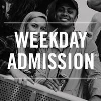 Picture of 2019 Weekday Admission Ticket (Noon - 4:00 pm)
