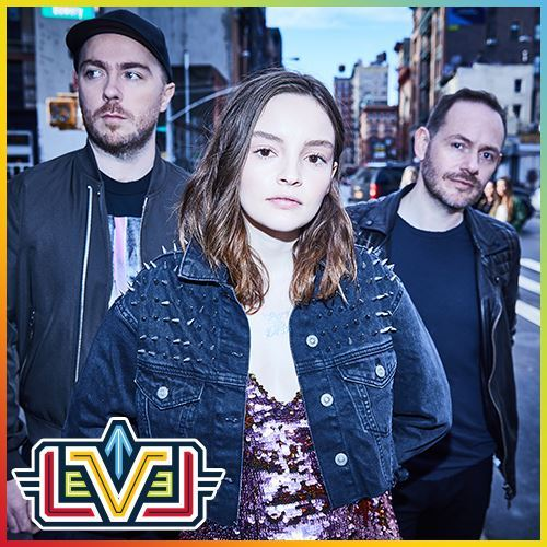 Picture of July 2, 2019 Level Up Deck - CHVRCHES