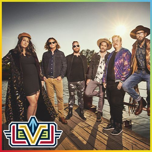 Picture of July 7, 2019 Level Up Deck - The Strumbellas