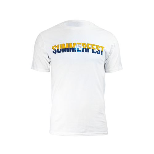 Picture of White Summerfest Tee