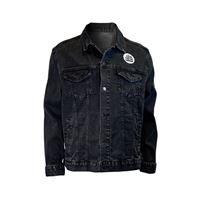 Picture of Black Denim Jacket