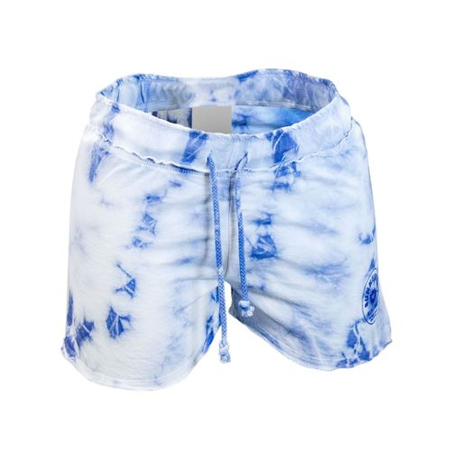 Picture of Blue Tie Dye Shorts