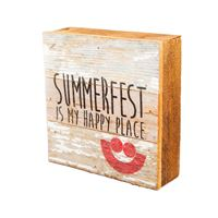 Picture of Summerfest Wall Sign