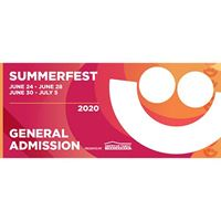 Picture of 2020 Summerfest General Admission Ticket