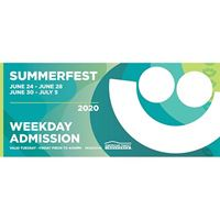 Picture of 2020 Weekday Admission Ticket (Noon - 4:00 pm)