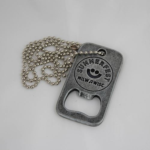 Picture of Dogtag Bottle Opener