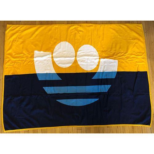 Picture of People's Flag Sweatshirt Blanket