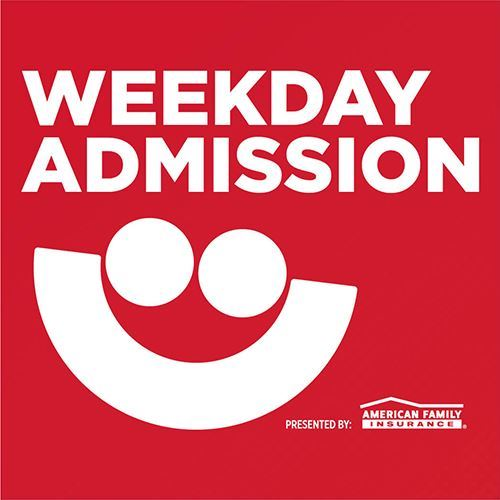Picture of 2021 Weekday Admission Ticket (Noon - 4:00 pm)