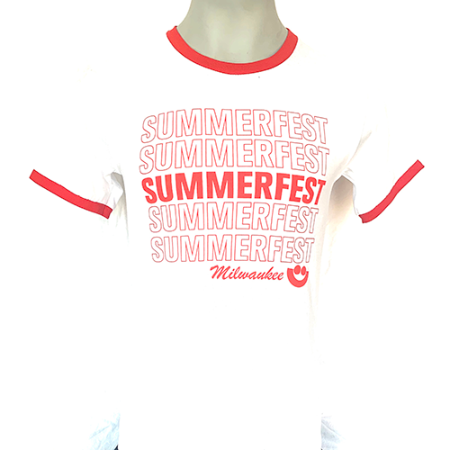 Picture of Summerfest Ringer Tee