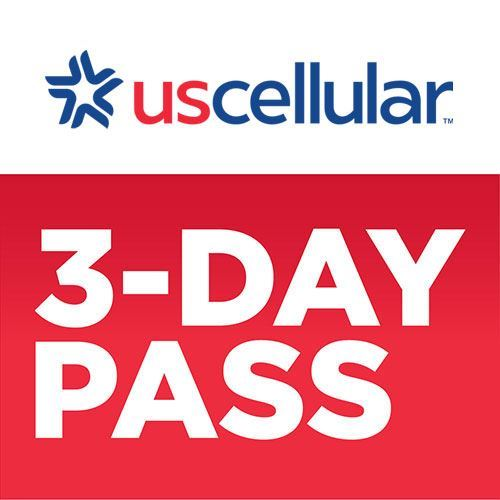 Picture of 2021 USCellular™ 3-Day Pass