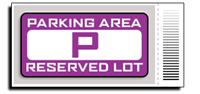 Picture of 2021 Preferred Lot P Parking - Green Day
