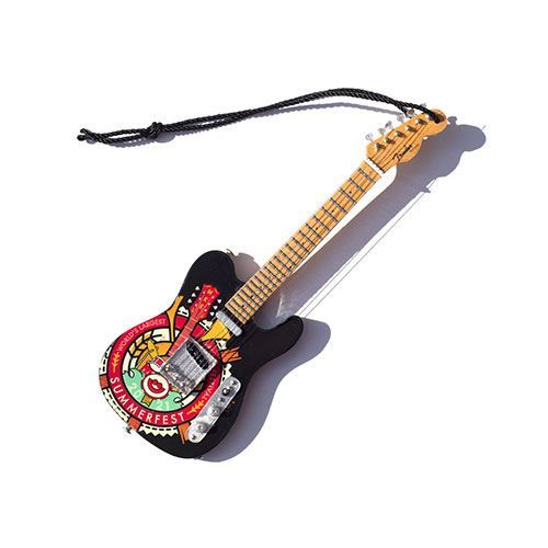 Picture of Guitar Ornament