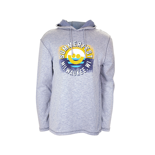 Picture of Grey Heather Hoody