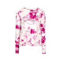 Picture of Pink Tie Dye Long Sleeve Shirt